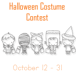 Handmade Halloween Costume Contest! Enter through 10/26 at www.happyhourprojects.com