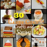30 Candy Corn Crafts and Recipes