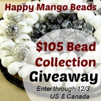 Happy Mango Beads Giveaway!