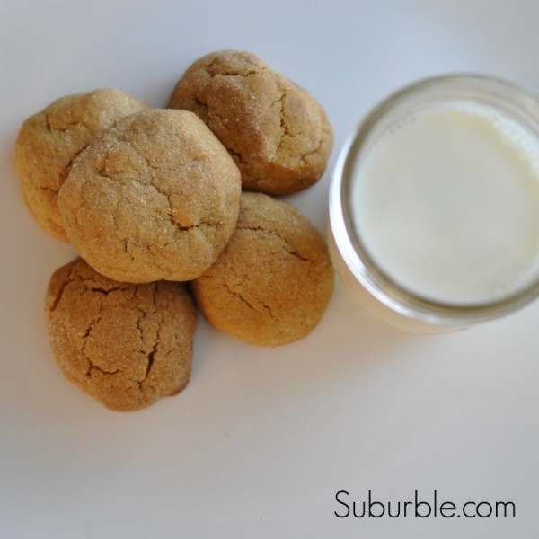 Ginger Snap Cookies at Sub