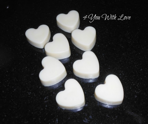 Mounds Bar Solid Lotion Bars at 4 You With Love