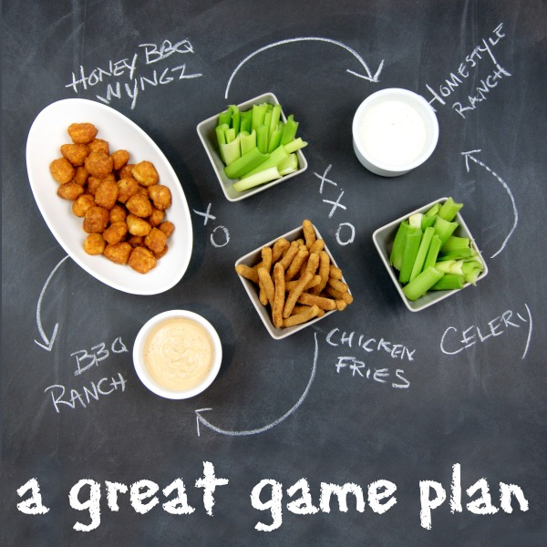 #Ad Celebrating the #SuperMoments of Football with Game Day Snacks!