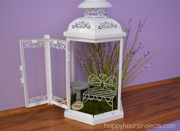 DIY Fairy Guest House
