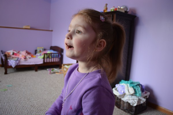 Fairy Room Reveal with National Builder Supply at www.happyhourprojects.com