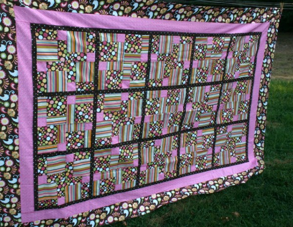 Disappearing Nines Quilt at Seven Alive