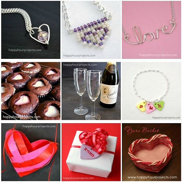 Happy Hearts Day: 9 Love-Themed Projects