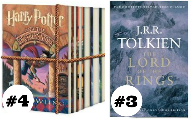 Top Ten Books With Strong Female Characters
