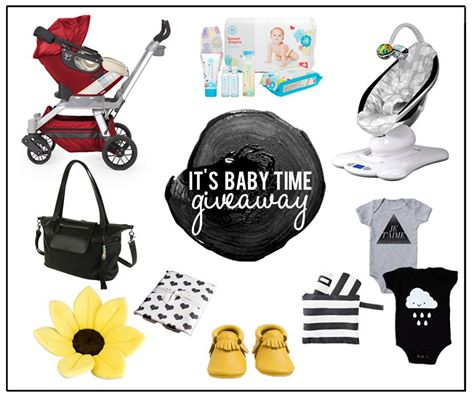 It's Baby Time Giveaway
