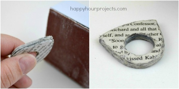 Mod Podge Ring at www.happyhourprojects.com