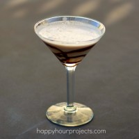 Mint Cookie Martini