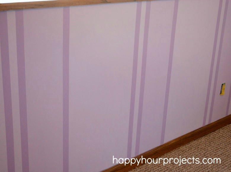 How to Paint Easy Wall Stripes with Frog Tape®