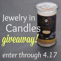 Jewelry In Candles Giveaway!