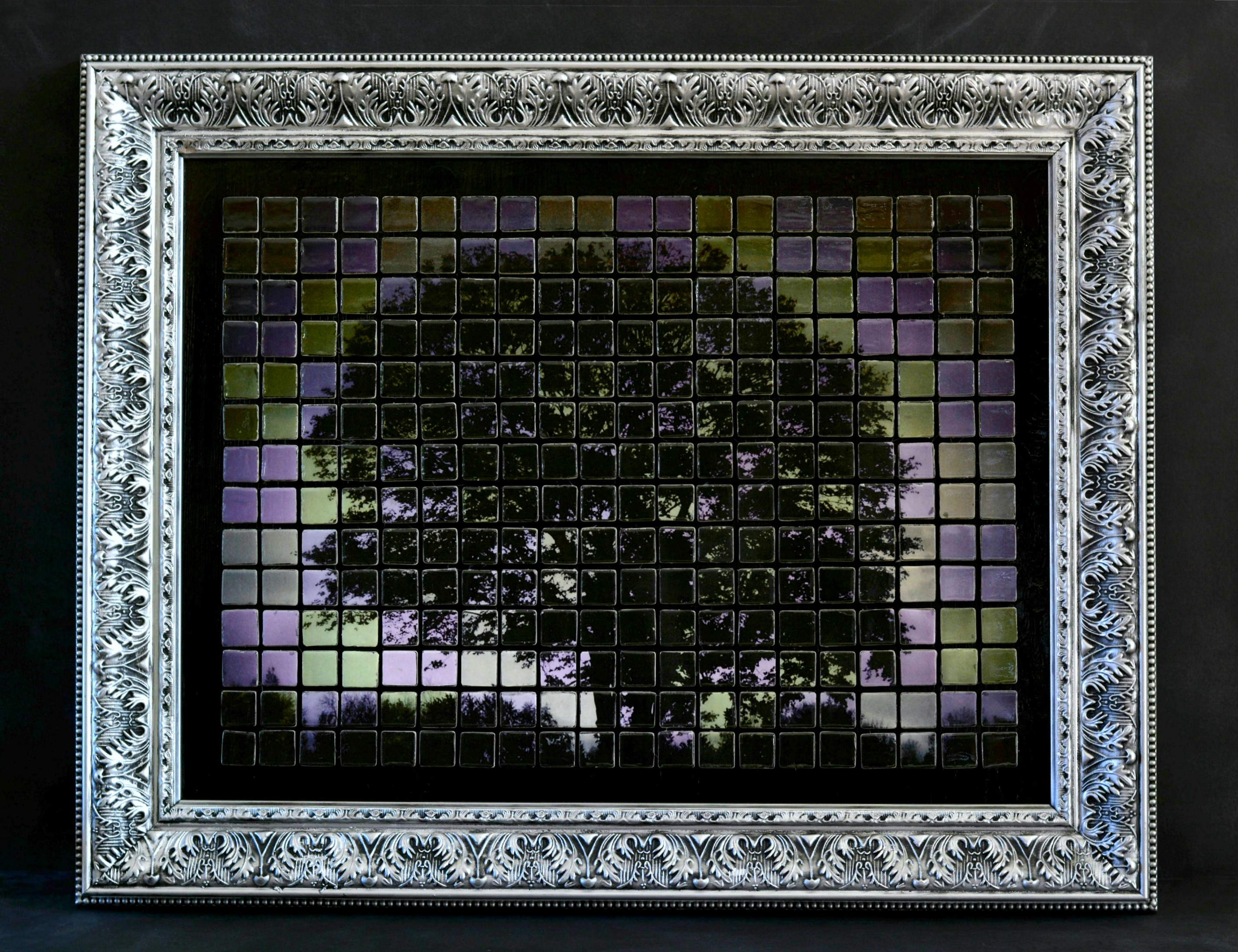 Tree at Dawn Mosaic | Grand Rapids ArtPrize Entry