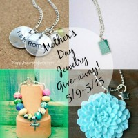 Mother's Day Jewelry Giveaway!