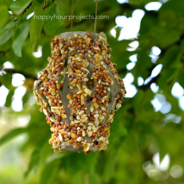 Rio 2 Movie Night & Recycled Bird Feeder Craft for Kids