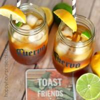 Jose Cuervo Teagarita Cocktail at www.happyhourprojects.com