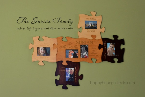 Our Familys Puzzle Of Life And A 100 Personal Creations Giveaway
