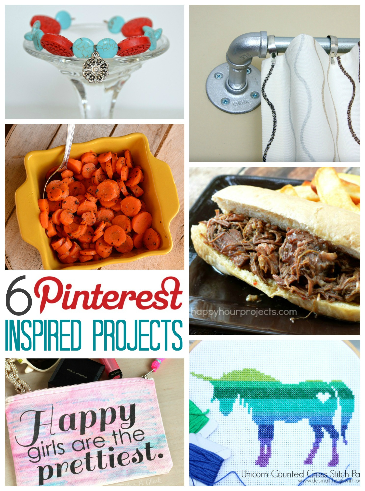 6 Pinterest Inspired Projects