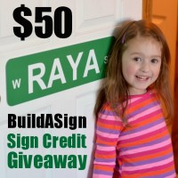 BuildASign Review & Giveaway