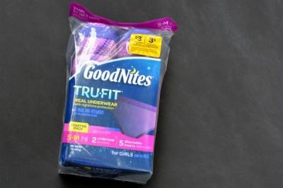 GoodNites* TRU-FIT* #TruFitWalmart