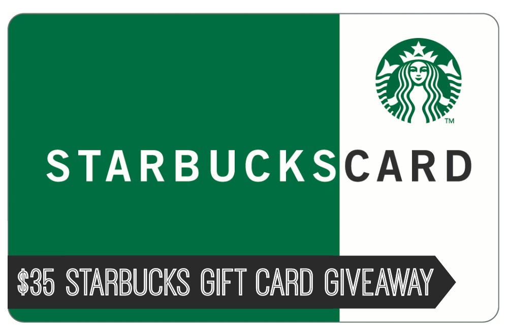 Starbucks GIft Card Giveaway 2