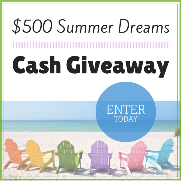$500 Paypal Cash Giveaway | Enter through 8.19.14 at www.happyhourprojects.com
