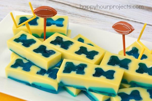 Team Color Jell-O Blocks at www.happyhourprojects.com #TeamJellO #shop #cbias