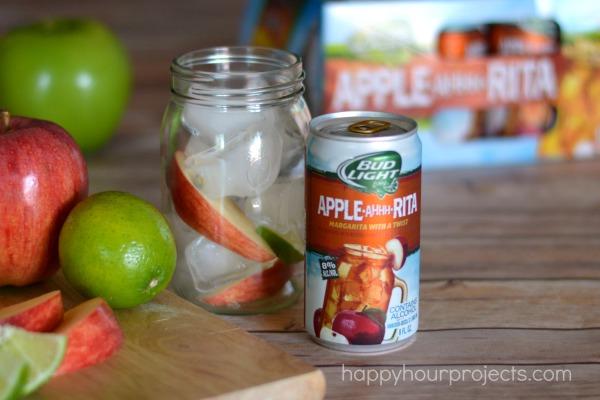Taste Of Autumn: Bud Light Lime Apple Ahhh Rita At Www.happyhourprojects