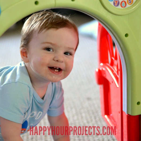 Fisher-Price Smart Stages at www.happyhourprojects.com