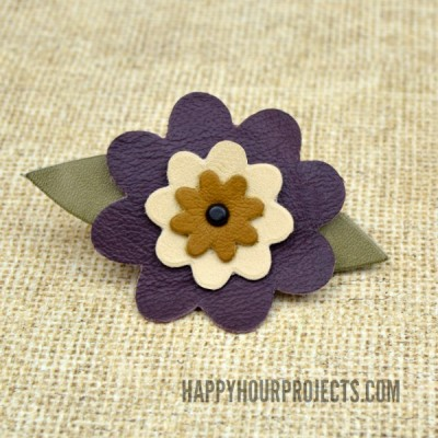 http://happyhourprojects.com/wp-content/uploads/2014/12/Leather-Floral-Barrette-3-400x400.jpg