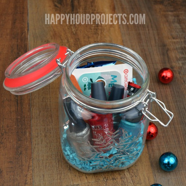 Creative Ways To Give A Gift Card The Mason Jar Gift Happy Hour
