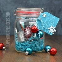 Creative Ways to Give a Gift Card: The Mason Jar Gift