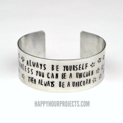 http://happyhourprojects.com/wp-content/uploads/2015/01/Always-Be-A-Unicorn-Bracelet-2-400x400.jpg