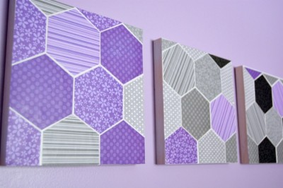 http://happyhourprojects.com/wp-content/uploads/2015/02/Hexagon-Wall-Art-1-400x266.jpg
