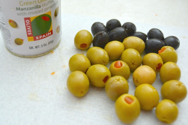 Olives From Spain at www.happyhourprojects.com