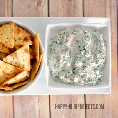 Casual Entertaining: Easy Spinach Dip