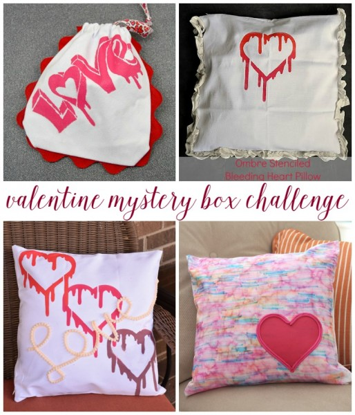 Valentine Mystery Box Challenge