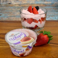 Yoplait Greek 100 Whips! Fruit Parfaits