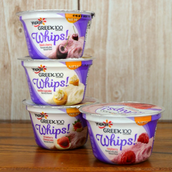 Yoplait Greek 100 Whips 3