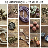 Blueberry Cove Beads Giveaway at www.happyhourprojects.com