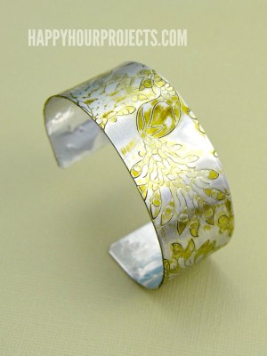 http://happyhourprojects.com/wp-content/uploads/2015/04/Etched-Peacock-Cuff-Bracelet-1-300x400.jpg