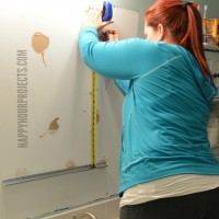 Bathroom Makeover Update: Installing a New Medicine Cabinet