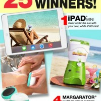 iPad and Skoother Skin Smoother Giveaway at www.happyhourprojects.com | 25 Winners