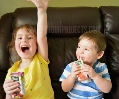 "Know a Parent Who's Doin' Good? Tell Them with the Minute Maid® ""Doin' Good"" Initiative at www.happyhourprojects.com"