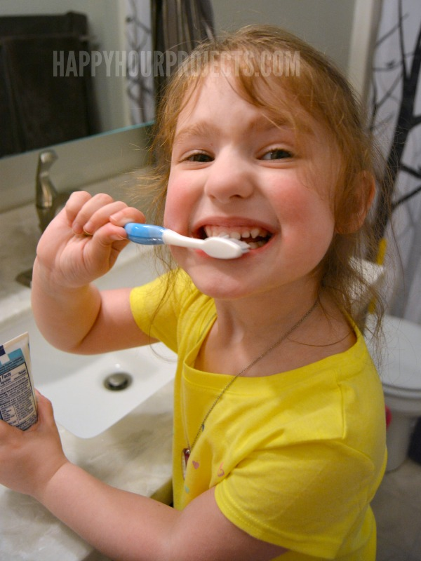 Celebrate Smilestones with Your Kids and Help Them Keep a Healthy Smile at www.happyhourprojects.com