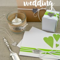 Your Hand Stamped Wedding Free eBook Download at www.happyhourprojects.com