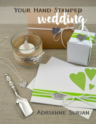 Your Hand Stamped Wedding Free e-Book