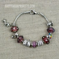 One-Minute, Instant Charm Bracelet