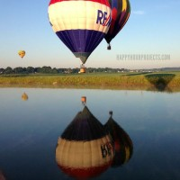 Grand Rapids Hot Air Balloon Festival | A View from the Sky
