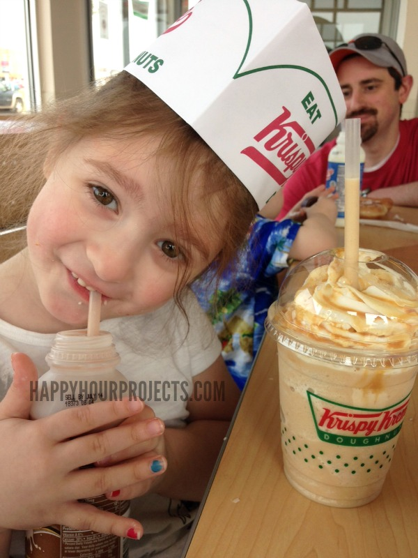 Krispy Kreme 78th Birthday Celebration at www.happyhourprojects.com | Visit your local Krispy Kreme bakery on July 10 for a special birthday doughnut!
